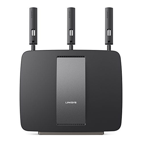 Linksys Tri Band Smart Wi Fi Router With Gigabit And Usb Best Offer Ineedthebestoffer Com Linksys Wifi Router Usb Design