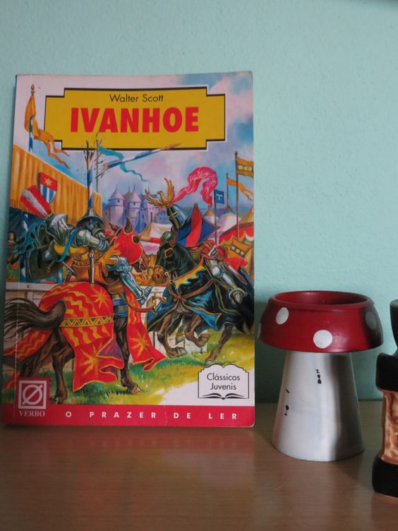 Ivanhoe by Walter Scott - The Daily Miacis #book #bookreview #ivanhoe