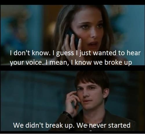 How To Deal With The No Strings Attached Policy The Sweetest Thing Movie Cool Words Movie Quotes