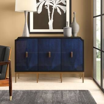 Kallista 54 Wide Buffet Table In 2020 Furniture Accent Cabinet Home Decor