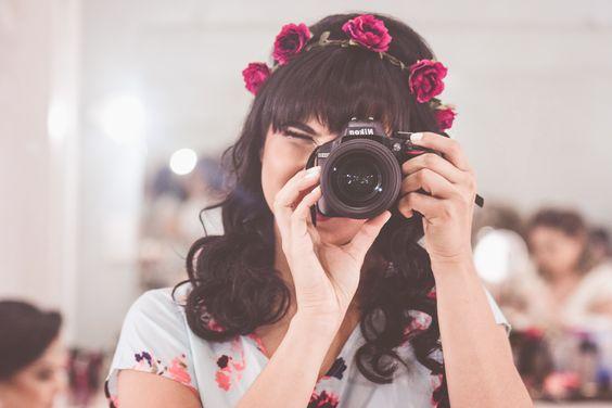 Foto + Coroa de flor