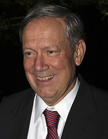 George Elmer Pataki (/pəˈtɑːki/[citation needed]; born June 24, 1945) is an American politician who was the 53rd Governor of New York. A member of the Republican Party, Pataki served three consecutive four-year terms from January 1, 1995, until December 31, 2006.