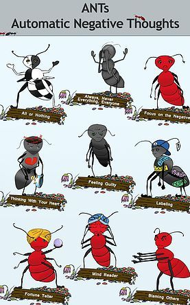 The ANTs poster features all nine ANTs and is available in two sizes.: