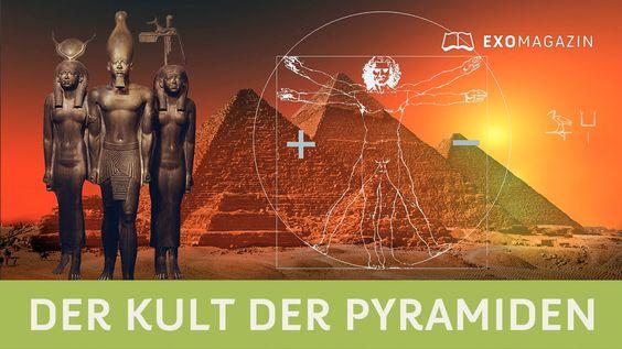 Der Kult der Pyramiden - Dienten sie zur Kommunikation mit Außerirdischen? (Clip)
