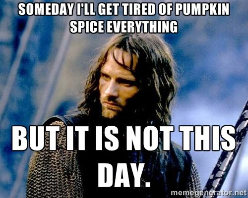 18 Memes For The Pumpkin Spice Loving Basic White Girls