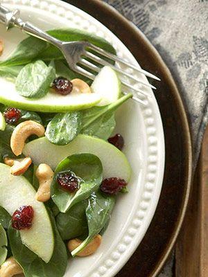 Cranberry Cashew Salad