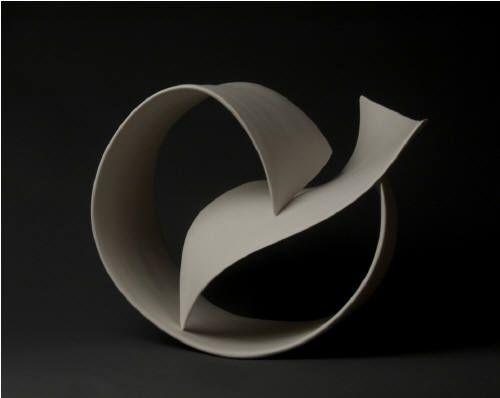 Porcelain. Artist: Elizabeth Kendall, Title: Prelude - click on image to enlarge: