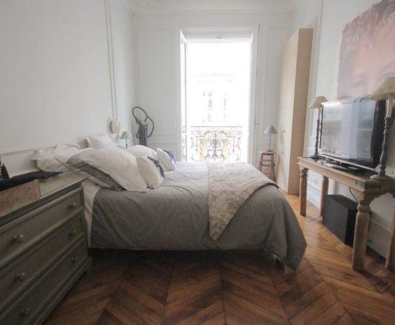 style haussmannien deco. Black Bedroom Furniture Sets. Home Design Ideas