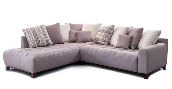 canap d 39 angle tissu lewis collection 2016 nouveaux canap s tousalon pinterest. Black Bedroom Furniture Sets. Home Design Ideas