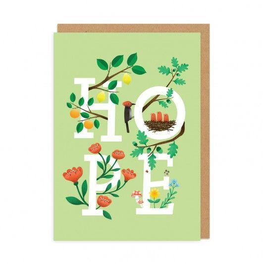 Hope Illo Greeting Card