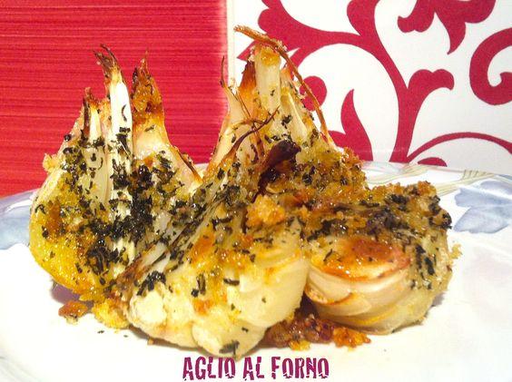 Aglio+al+forno