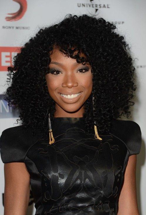 Wondrous Naturally Curly Naturally Curly Hairstyles And Curly Hair On Short Hairstyles For Black Women Fulllsitofus
