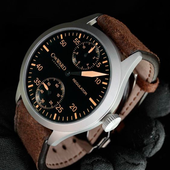 Christopher Ward C8 Regulator