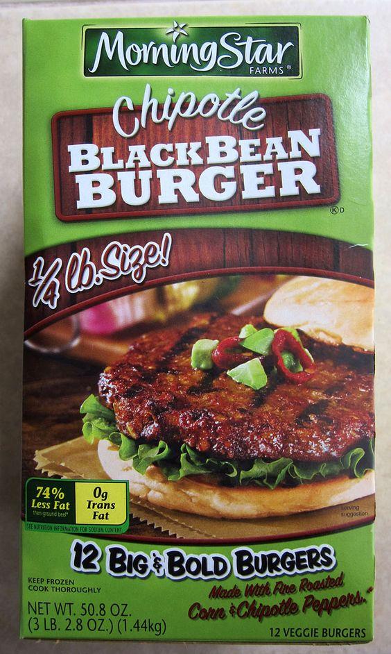 Costco Eats: MorningStar Farms Chipotle Black Bean Veggie ...