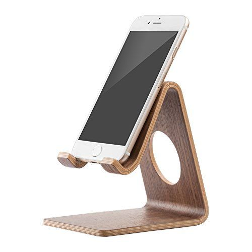Boughtagain Awesome Goods You Bought It Again Mobile Phone Holder Wooden Phone Holder Phone Stand