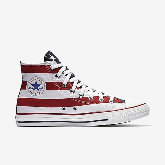 Converse Chuck Taylor All Star Americana High Top Unisex Shoe: