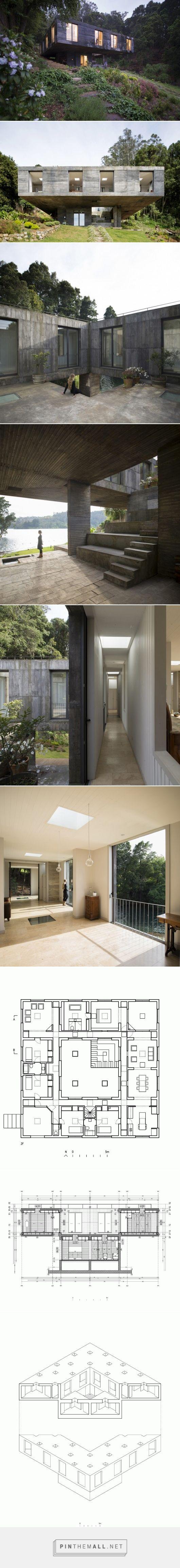 Guna House / Pezo von Ellrichshausen | ArchDaily: