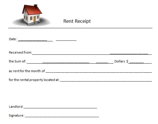 Printable Rent Receipts Check More At Https Nationalgriefawarenessday Com 37371 Printable Rent Recei Receipt Template Free Receipt Template Printable Invoice