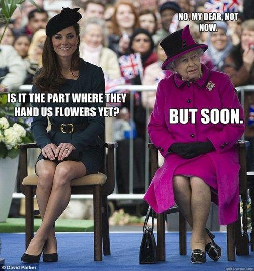 Kate Middleton meme...SOON!: