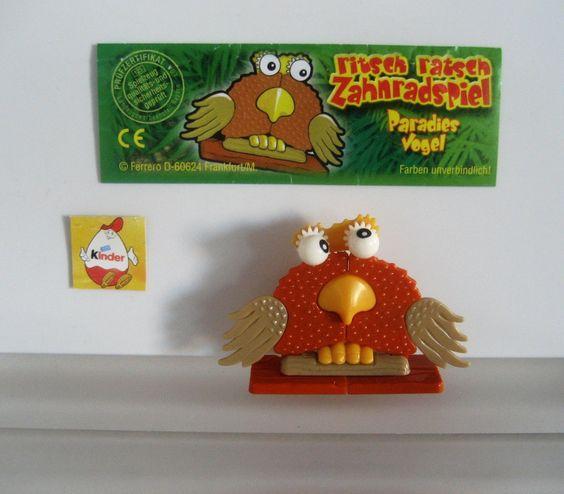 Spielzeug 2003 Deutschland Auswahl Varianten BPZ   eBay