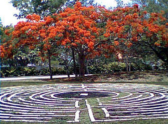 church labyrinth - Google Search