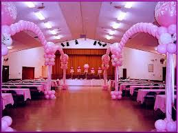 Quinceanera Hall Decorations Pink Pinterest • T...