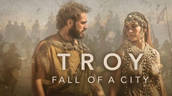 Troy: Fall of A City – New BBC-Netflix Co-Production Coming Soon | New On Netflix: NEWS