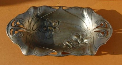 Paterka Plewkiewicz Secesja 500 35x19x5cm Decorative Bowls Art Nouveau Decor