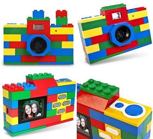 Cámara de fotos  # Lego