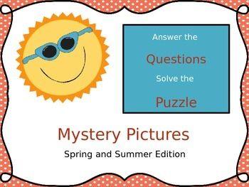 Mystery Essays (Examples)
