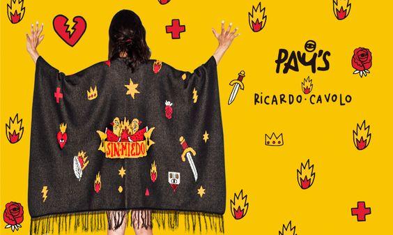 X//\\X//\\ > Magic·Vibes < //\\X//\\X Ricardo Cavolo > PONCHO AVAILABLE > WWW.PPAAYYSS.COM #SINMIEDO #ONFIRE #PONCHOSPAYS