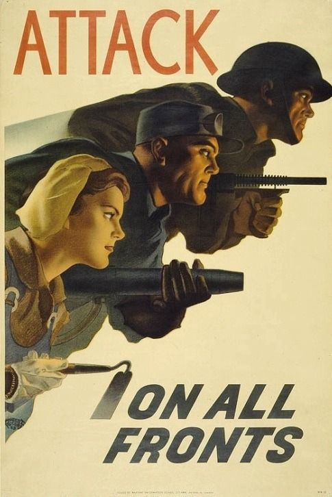 Pin On World War 2 Posters
