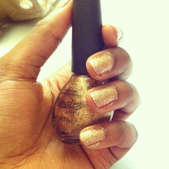 My nails(: