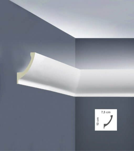 Ql002 From Coving Direct Ireland In 2020 Ceiling Design Bedroom Indirect Lighting Led Strip Lighting