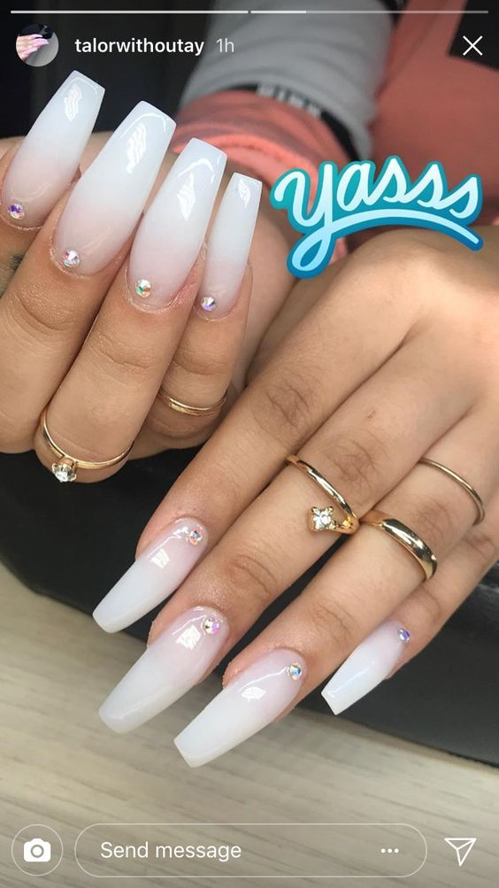 Ig Bold Beautycollective Nails Now Trendy Nails Long Nails