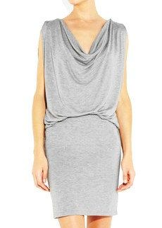 Draped jersey backless dress Halterneck summer by CTbyCoutureTime, $89.00 & just ordered it from Andreea in Sweden w/3/4 sleeves in black!