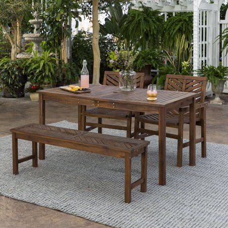 Patio Garden Wood Patio Furniture Wood Patio Round Patio Table