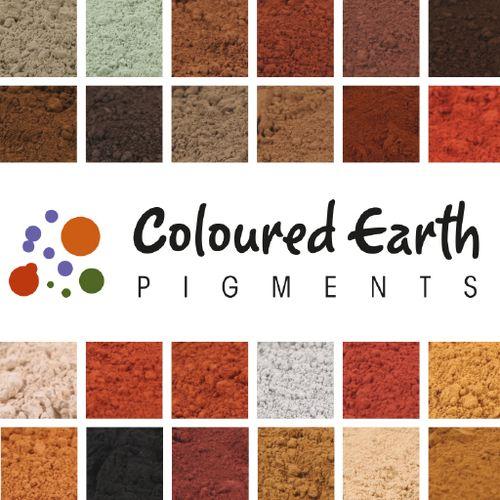 Coloured Earth Pigments Naturals Earth Pigments Natural