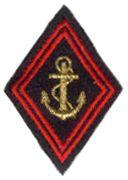 Ancre infanterie de marine