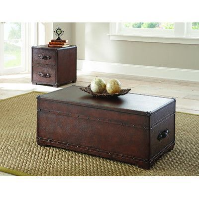 Brady Furniture Industries Destinations Coffee Table