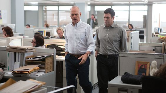 Co-writer/director Tom McCarthy's drama features one of the more formidable ensembles in recent memory, led by Mark Ruffalo, Michael Keaton, Rachel McAdams, Liev Schreiber, Stanley Tucci, Brian d'Arcy James, John Slattery and Billy Crudup.