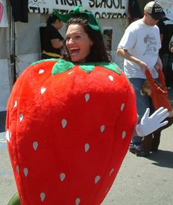Annual Watsonville Strawberry Festival