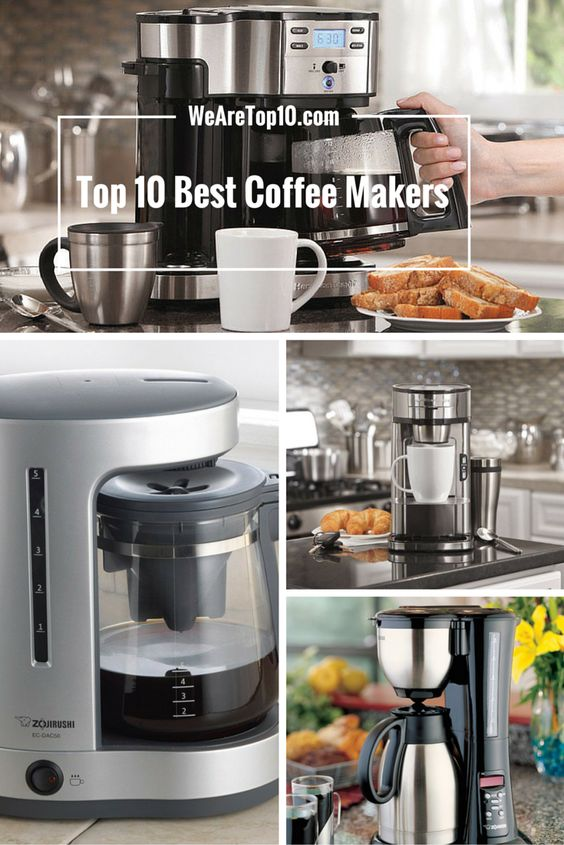 Top 10 Best Coffee Makers Reviews by price & Rating!!    #Coffee #CoffeMaker #KitchenAppliances