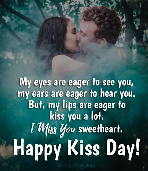 60 Kiss Day Messages Wishes And Quotes 2020 Happy Kiss Day