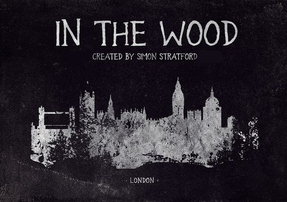 In the wood font - Display - 1