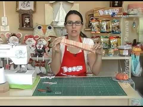 CRIANDO 23 09 15 TOUCA DO CHEFF - YouTube