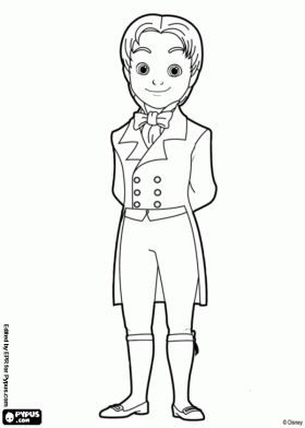 sofia coloring pages sofia the first coloring pages and crafts disney junior madelaine pinterest colorear princesas colorear y micaela