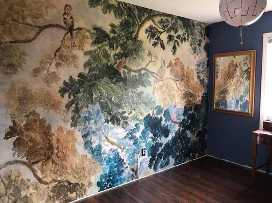 Judarn Mural Mural Wallpaper Mural Wall Deco