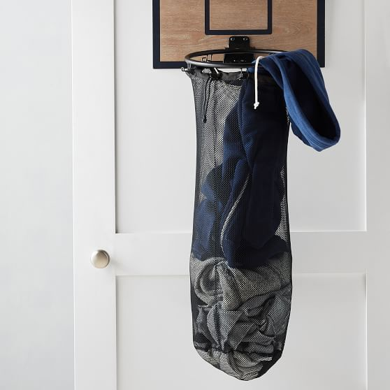 Basketball Hoop Over The Door Hamper Hamper Basketball Hoop