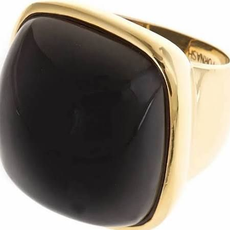 statement rings black - Google Search